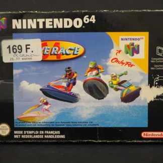 Retro Game Zone – Wave Race – Boîte