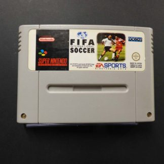 Retro Game Zone – FIFA International Soccer – Cartouche Face