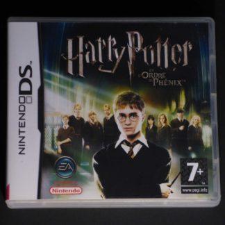 Retro Game Zone – Harry Potter Et LOrdre Du Phénix – Boîte
