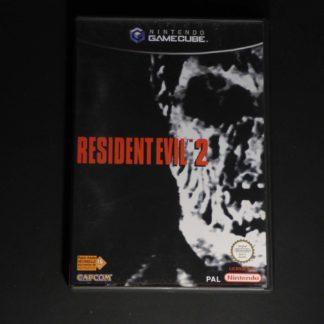Retro Game Zone – Resident Evil 2 – Boîte