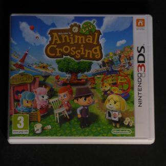 Retro Game Zone – Animal Crossing New Leaf – Boîte 1