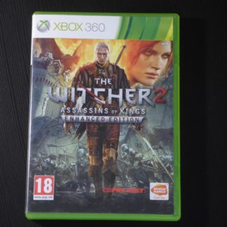 Retro Game Zone – The Witcher 2 Assassins Of Kings Enhanced Edition – Boîte