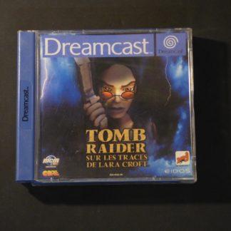 Retro Game Zone – Tomb Raider Sur Les Traces De Lara Croft – Boîte
