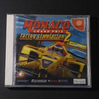 Retro Game Zone – Monaco Racing Simulation 2 1