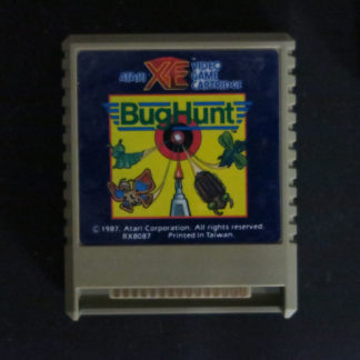 Retro Game Zone – Bug Hunt