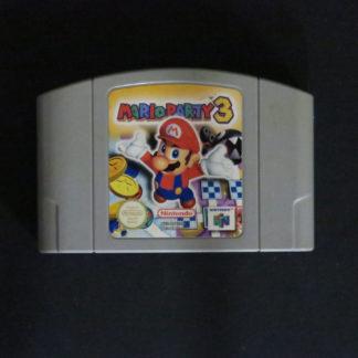 Retro Game Zone – Mario Party 3