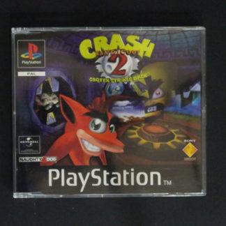Crash 2 - Cortex Strikes Back