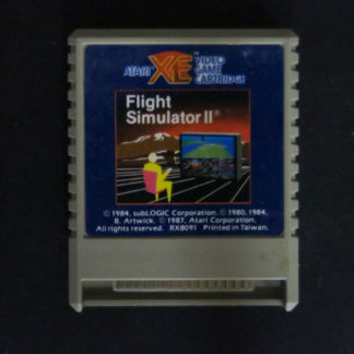 Retro Game Zone – Flight Simulator II