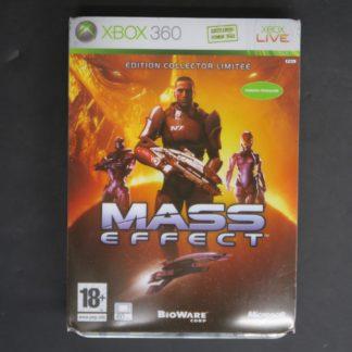 Retro Game Zone – Mass Effect Limité