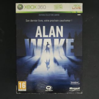 Retro Game Zone – Alan Wake