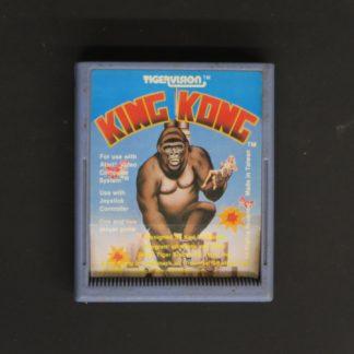 Retro Game Zone – Tiger Vision King Kong