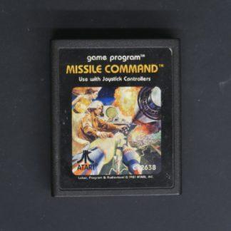 Retro Game Zone – Missile Command