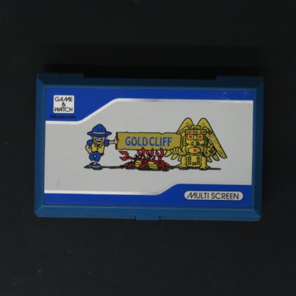 Retro Game Zone – Game & Watch Gold Cliff
