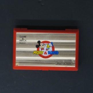 Retro Game Zone – Mickey & Donald