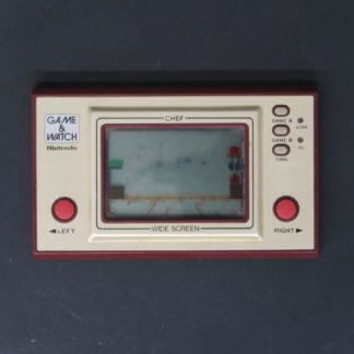 Retro Game Zone – Game & Watch Chef