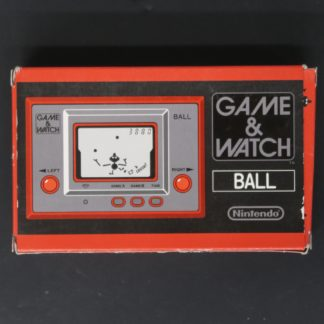 Retro Game Zone – Game & Watch Ball