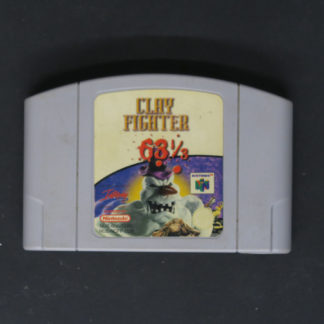 Retro Game Zone – Clay Fighter