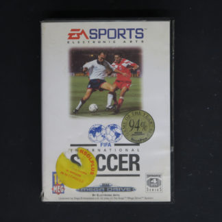 Retro Game Zone – Fifa International Soccer
