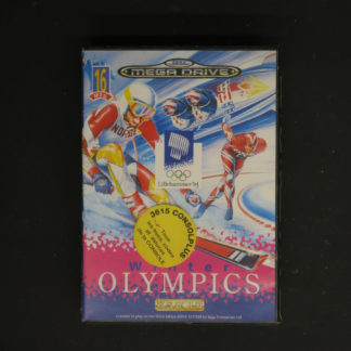 Retro Game Zone – Winter Olympics