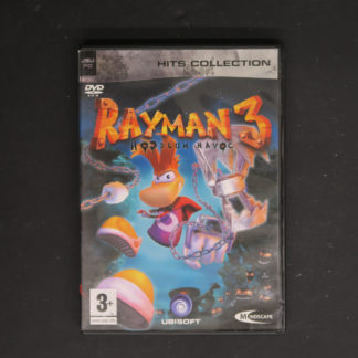 Retro Game Zone – Rayman 3