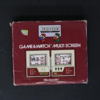 Retro Game Zone – Game & Watch Mario Bros.