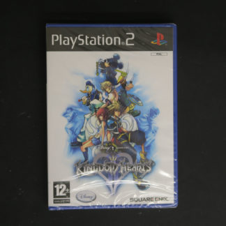 Retro Game Zone – Kingdom Hearts II Blister
