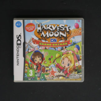 Retro Game Zone – Harvest Moon Grand Bazaar