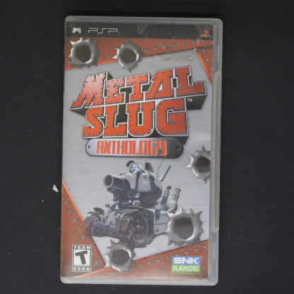 Retro Game Zone – Metal Slug Anthology