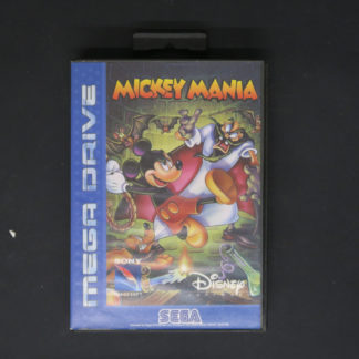 Retro Game Zone – Mickey Mania