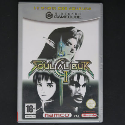 Retro Game Zone – Soulcalibur II Platinium