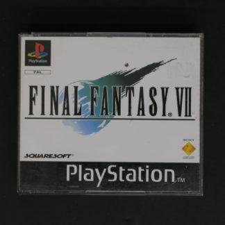 Retro Game Zone – Final Fantasy VII
