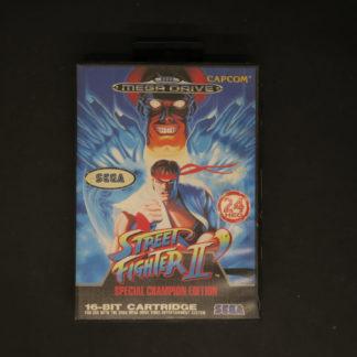 Retro Game Zone – Street Fighter II