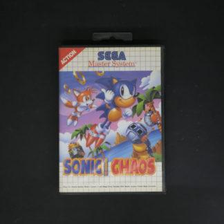 Retro Game Zone – Sonic Chaos