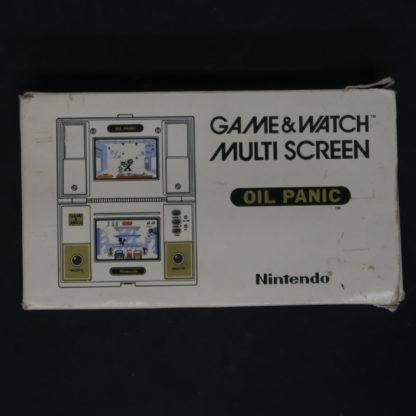 Retro Game Zone – Game & Watch Oil Panic