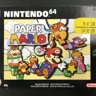 Retro Game Zone – Paper Mario 2