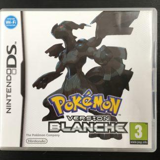 Retro Game Zone – Pokémon Blanc