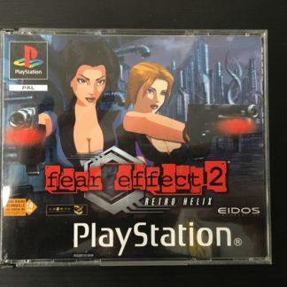 Retro Game Zone – Fear Effect 2 2