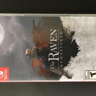 Retro Game Zone – The Raven Remastered