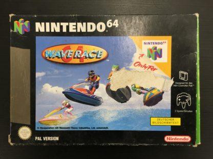 Retro Game Zone – Wave Race 64
