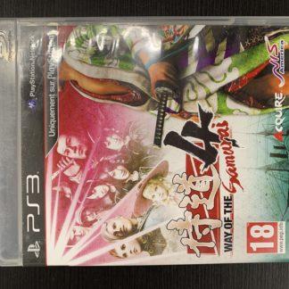 Retro Game Zone – Way Of The Samurai 4