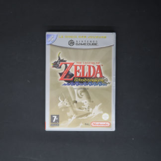 Retro Game Zone – The Legend Of Zelda The Wind Waker